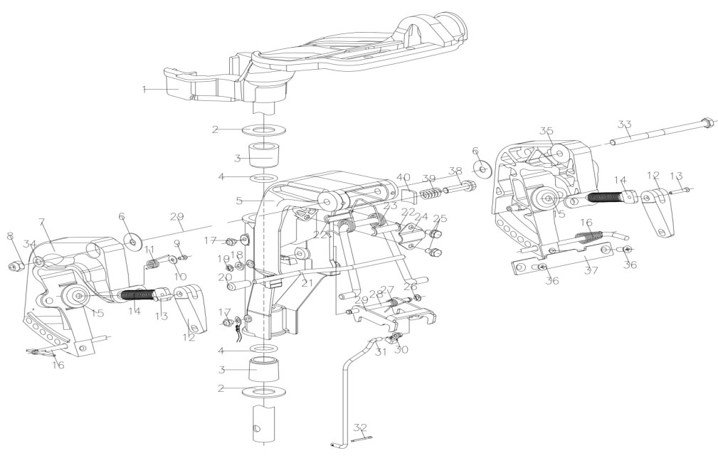 T9.8 Spare Parts
